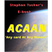 ACAAN by Stephen Tucker - eBook DOWNLOAD