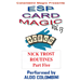 ESP Card Magic Volume 13 by Wild-Colombini Magic - video DOWNLOAD