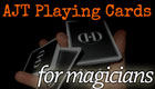 Playing Cards for Magicians
