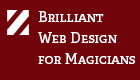 Web Design for Magicians